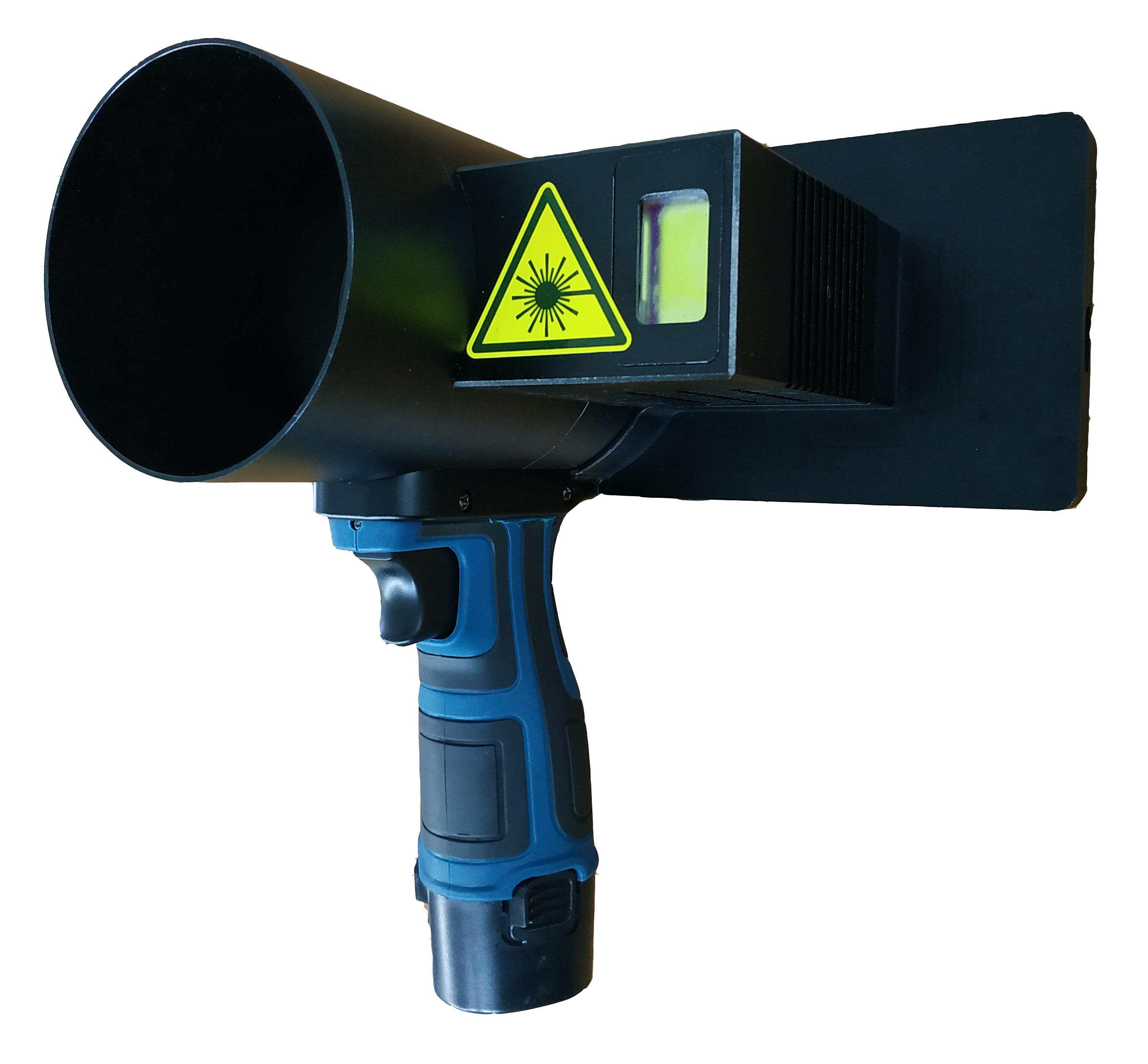 超灵敏(激光)生物物证搜索摄录系统 RZ-L700