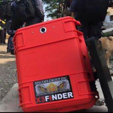 X3 Finder生命探测雷达-藏匿人员搜查-可以人员追踪-远程遥控探测雷达-生命救援