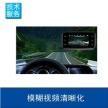 【技术服务】模糊视频增强服务 图像清晰化 人像清晰化I车牌处理